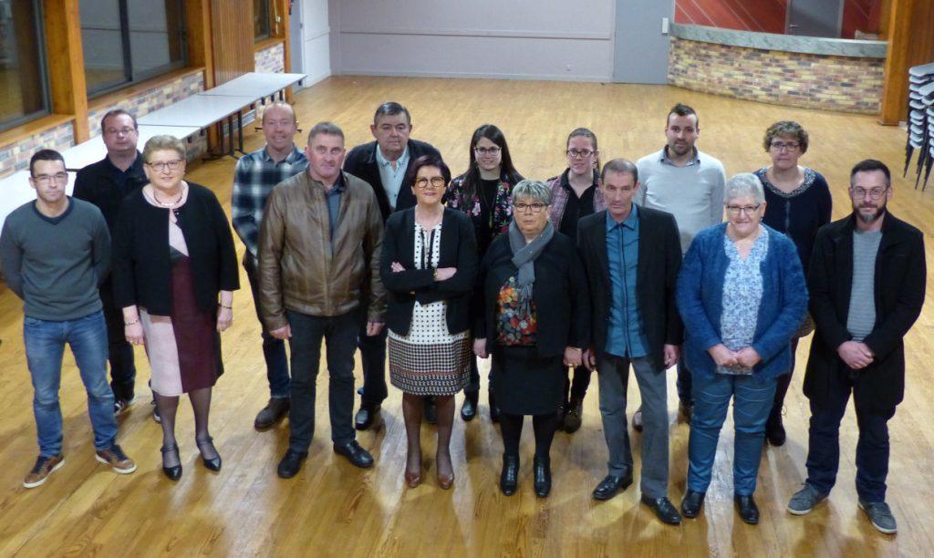 Photo Conseil Municipal